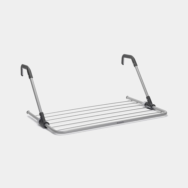 Drying Rack Tower 4.5m, Metallic Grey by Brabantia