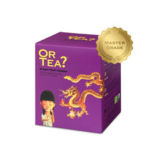 Load image into Gallery viewer, Or Tea? Dragon Pearl Jasmine | Organic Jasmine Tea Sachets