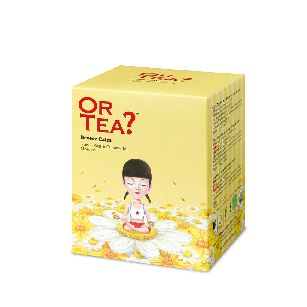 OR TEA C Beeeee Calm 15-Sachet Pack