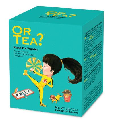 Or Tea? Favour8 | Variety Pack of Tea Sachets