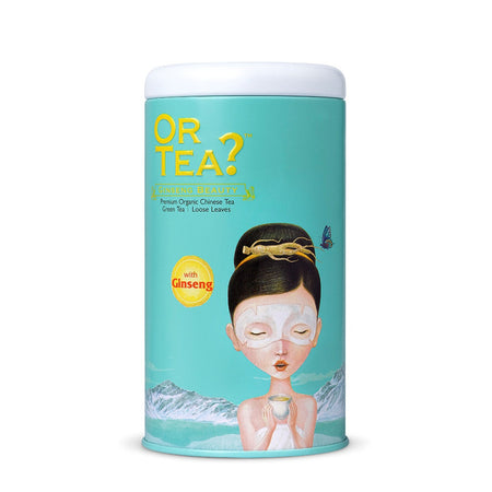 Or Tea? Ginseng Beauty | Green Tea  with Ginseng Tea Sachets