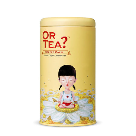 Or Tea? Beeeee Calm | Camomile Tea Sachets