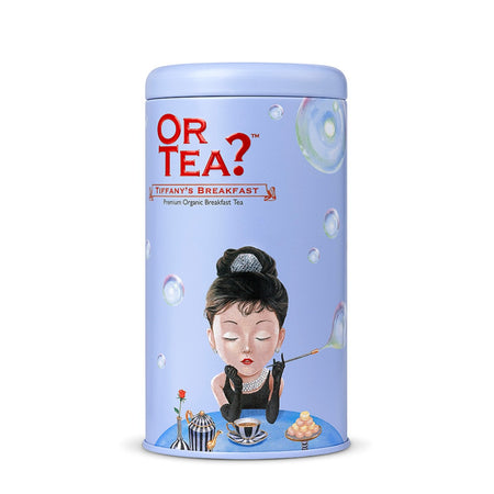 Or Tea? Organic Treasure Box | Variety Pack of Organic Tea Sachets