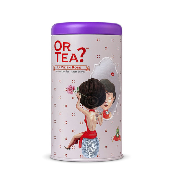 OR TEA? La Vie en Rose (loose leaves)