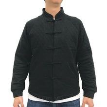 Load image into Gallery viewer, Chinese M Padded Jacket, Black