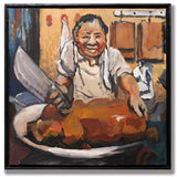 Douglas Young - ROAST PIG (DIPTYCH PART I)