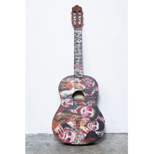 Load image into Gallery viewer, Douglas Young - OPERA GUITAR (Acrylic on wood)