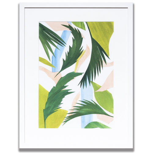 Charlotte Harrison - Leaves (Digital print)