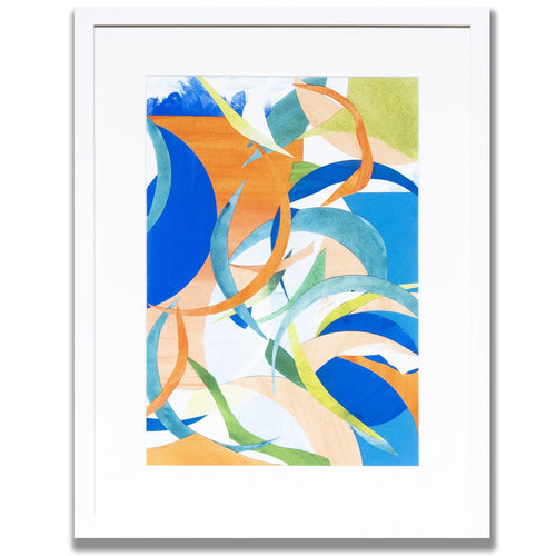 Charlotte Harrison - Circle Jungle (Digital print)