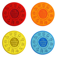 Load image into Gallery viewer, Chinese Zodiac Coaster Set
