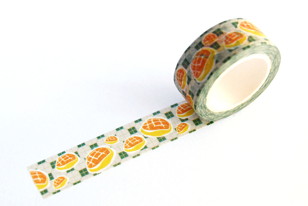 SPRING INNOVATION decorative masking tape (Pineapple Bun)