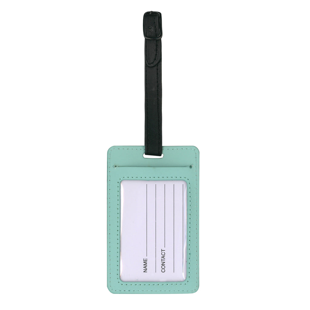 'Kai Tak International Airport' luggage tag