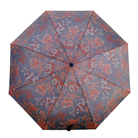 'Secret Garden' folding umbrella