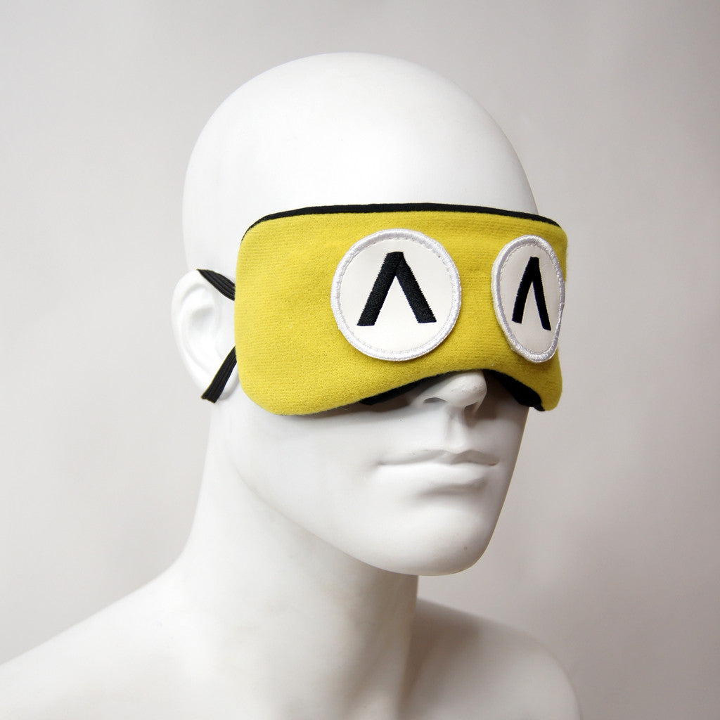 'Emoticon' eyemask, Bags and Travel, Goods of Desire, Goods of Desire