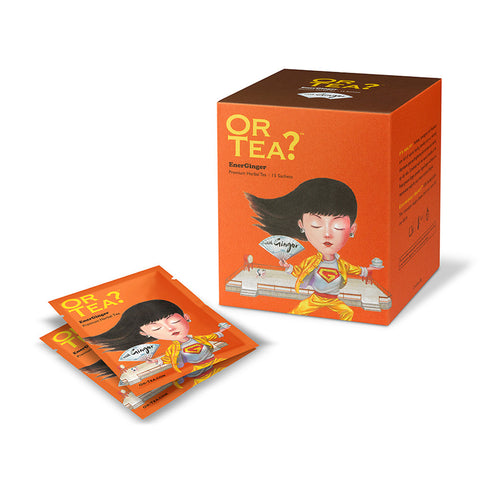 OR TEA EnerGinger 15-Sachet Pack