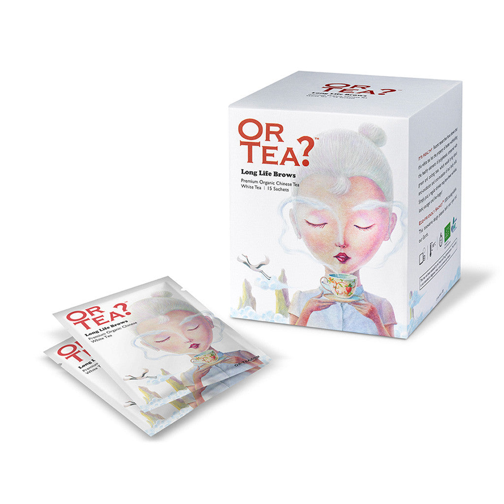 OR TEA Long Life Brows 15-Sachet Pack