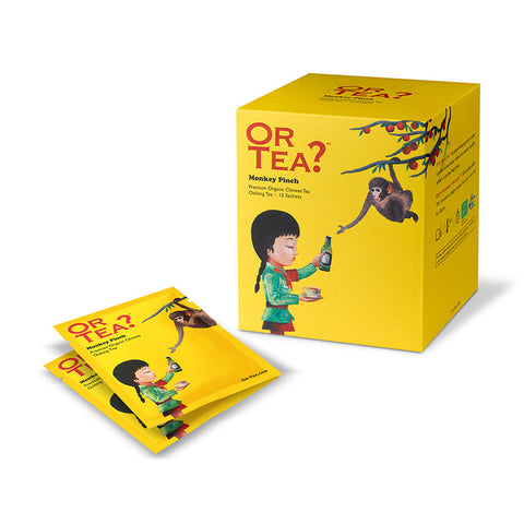 OR TEA Monkey Pinch 15-Sachet Pack