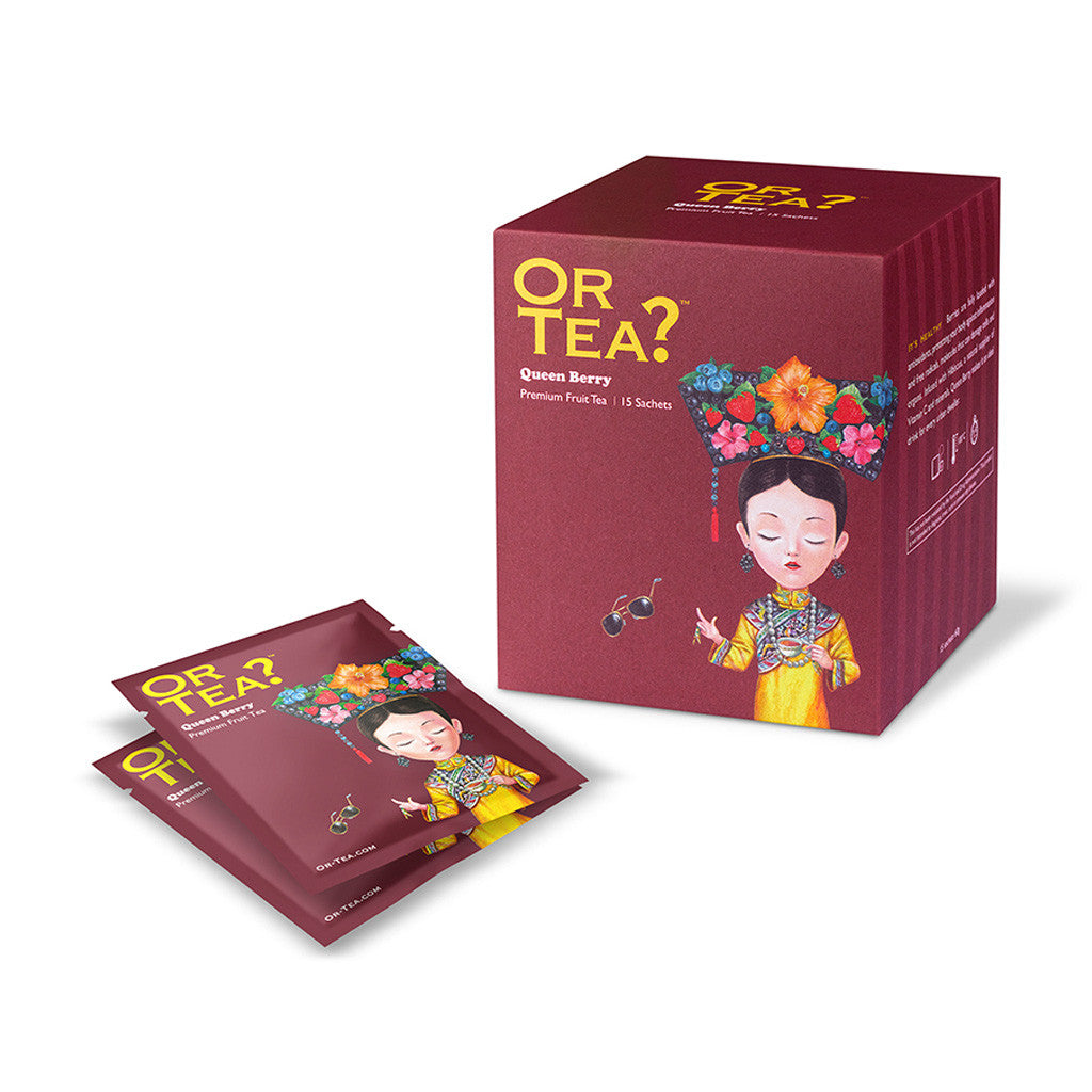 OR TEA Queen Barry 15-Sachet Pack