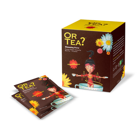 OR TEA Simming Pu'er  15-Sachet Pack