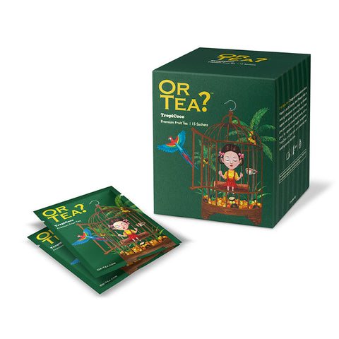 OR TEA TropiCoco 15-Sachet Pack