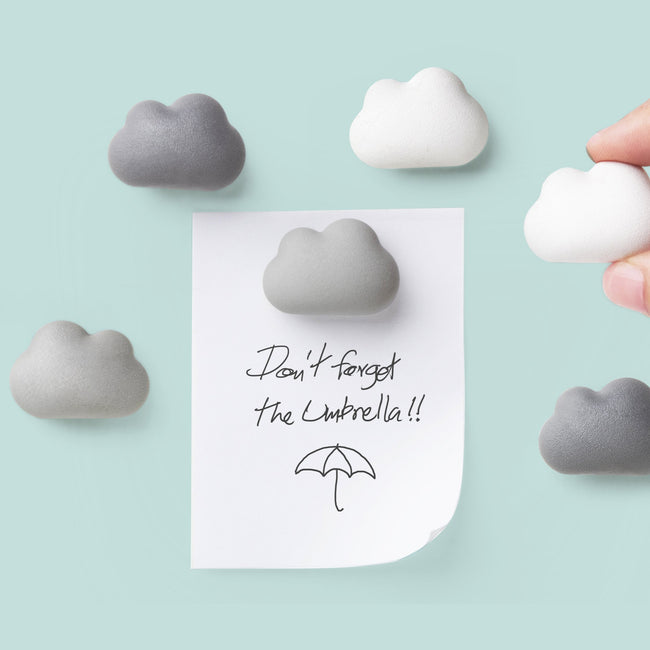 Qualy Note On The Cloud Note Magnet
