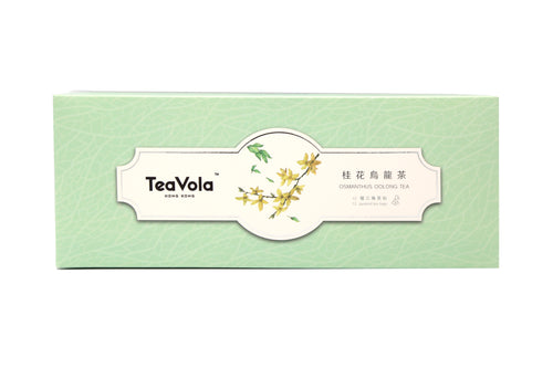 TeaVola Osmanthus Oolong Tea
