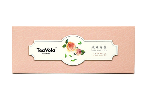 TeaVola Rose Black Tea