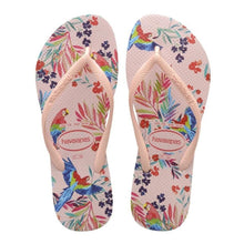 Load image into Gallery viewer, Havaianas Slim Tropical, Ballet Rose