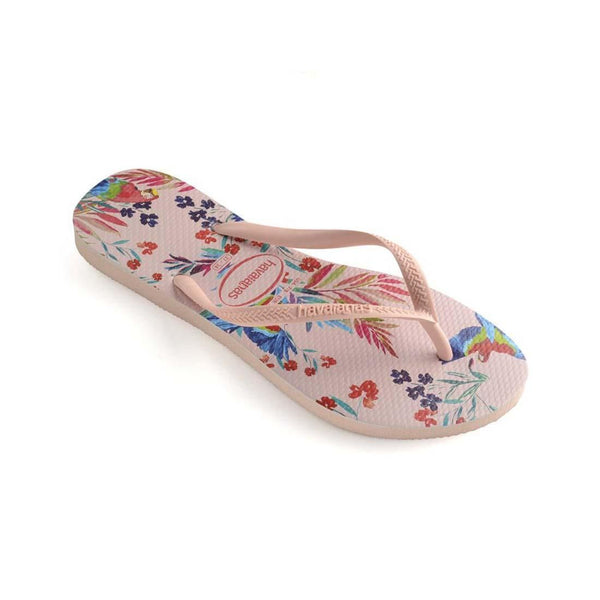 Havaianas Slim Tropical, Ballet Rose