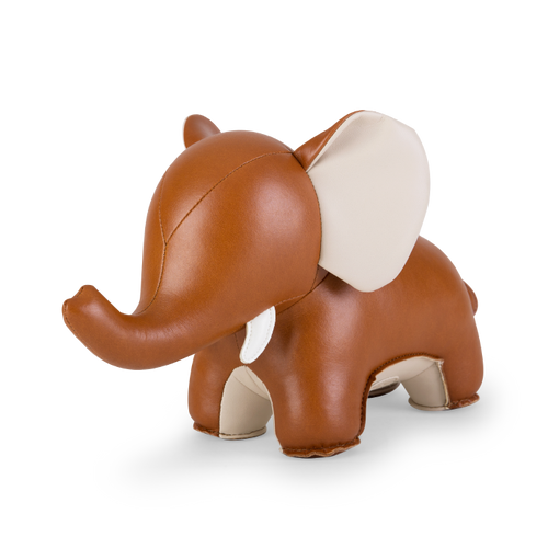 Elephant Abby II Bookend