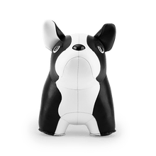 Load image into Gallery viewer, Zuny Classic Bookend French Bulldog II, Black+White