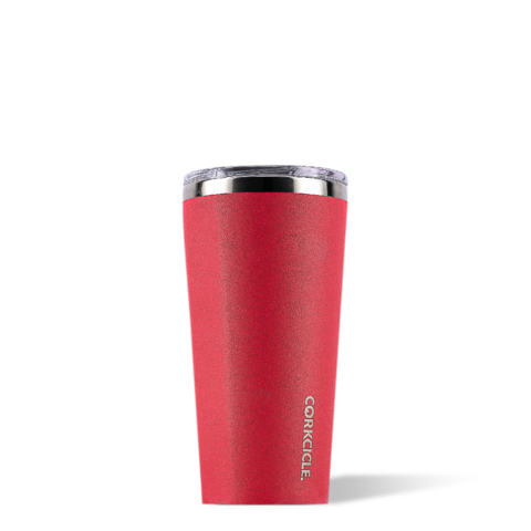 Corkcicle Waterman Tumbler 475ml, Off Red