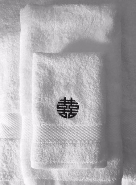 Hand Towel, White by Zest of Asia