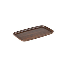 Load image into Gallery viewer, Zicco Bowl & Cover, Brown Wood