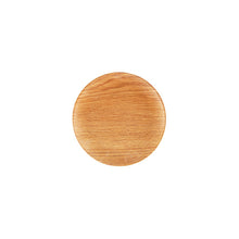 Load image into Gallery viewer, Zicco Round Plate, Light Wood