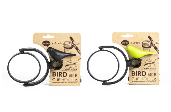 Qualy Bird Bike Cup Holder