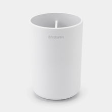 Load image into Gallery viewer, Brabantia ReNew Toothbrush Holder with insert, White