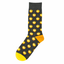 Load image into Gallery viewer, Playful Socks, Egg Tart