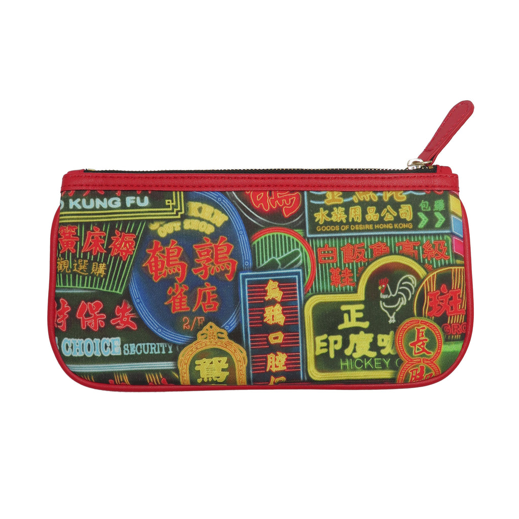 'Nathan Road' mini pouch