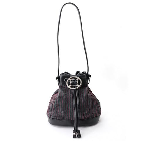 Khat bucket bag-red