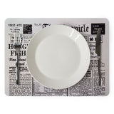 'Newspaper' placemat