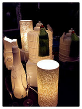 Load image into Gallery viewer, Champagne Bottle Table Lamp