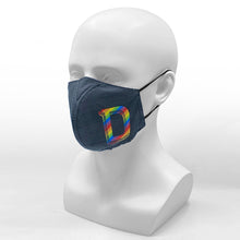 Load image into Gallery viewer, Design Trust WHY-Y Mask, Black/Grey