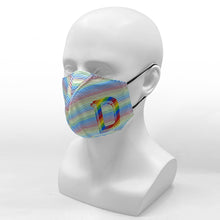 Load image into Gallery viewer, Design Trust WHY-Y Mask, Rainbow Colours