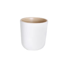 Load image into Gallery viewer, Zicco Tea Cup, White/Wood