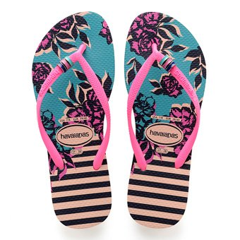 Havaianas - Slim Thematic (Ballet Rose)