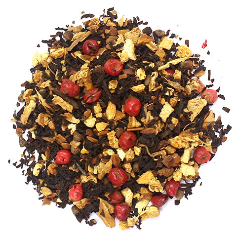 Or Tea? The Secret Life of Chai | Organic Chai Tea Sachets