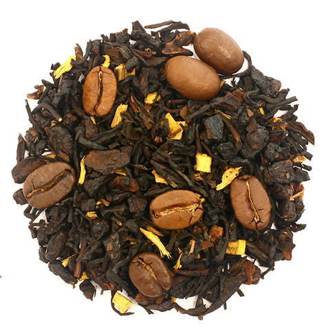 Or Tea? Yin Yang | Coffee Flavoured Black Loose Leaf Tea