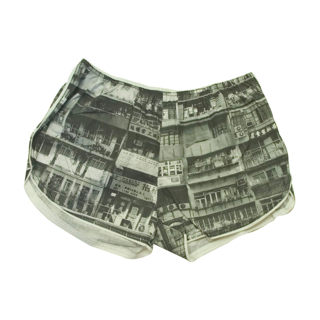 Yaumati  black and white women s boxer shorts – Goods of Desire 1d0a2f09a