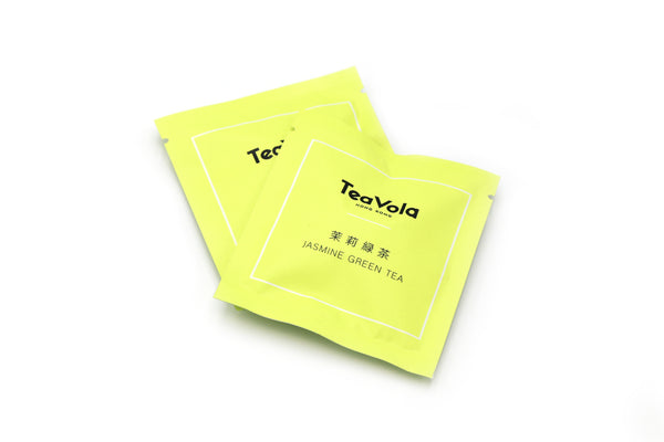 TEAVOLA Jasmine Tea 12-pack set